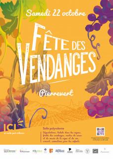 Fête des vendanges Pierrevert
