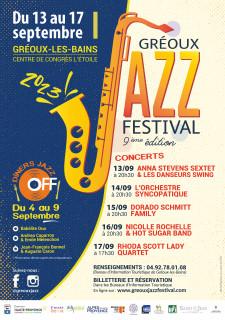 Greoux Jazz Festival