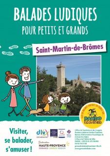 Randoland Saint Martin de Bromes