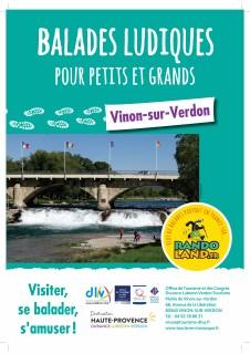 Randoland Vinon-sur-Verdon