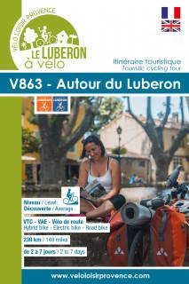 Autour du Luberon itinéraire touristique