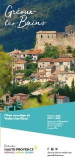 Visite libre du Village de Gréoux-les-Bains