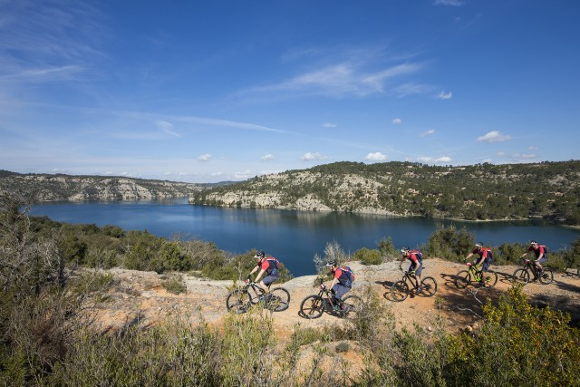 Itineraries, bike tours