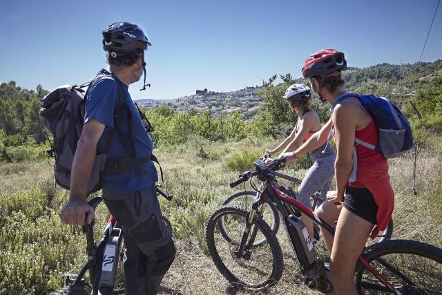 Cycling, mountain biking
