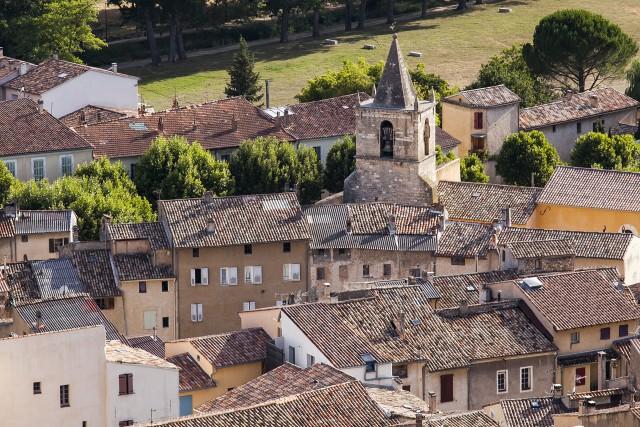 Riez la Romaine (Ancient Roman site)