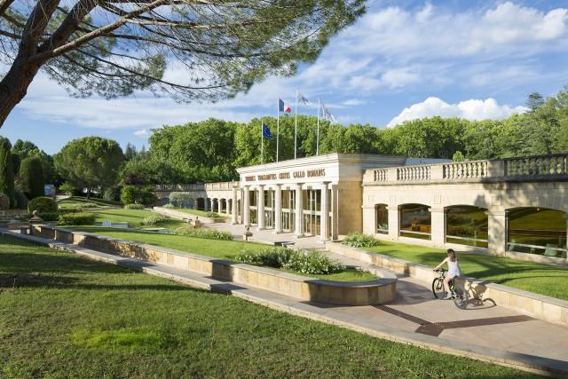 Gréoux-les-Bains thermal baths