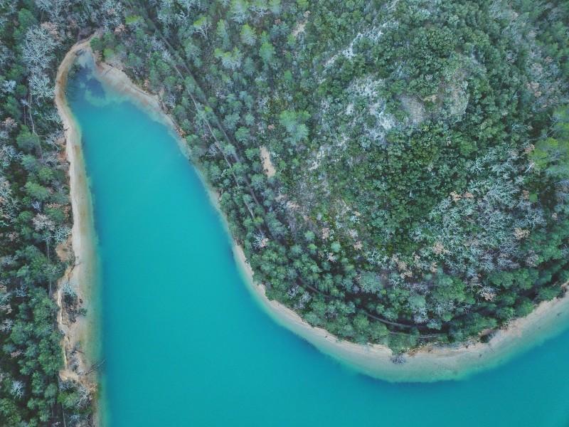 Lac Esparron Verdon