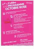 Octobre Rose Manosque 2021