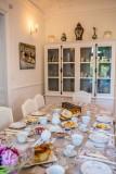Petit dejeuner maison d'hôtes