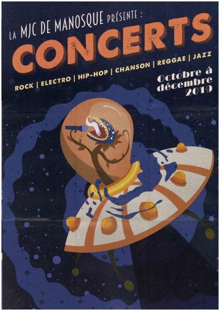 Concert MJC