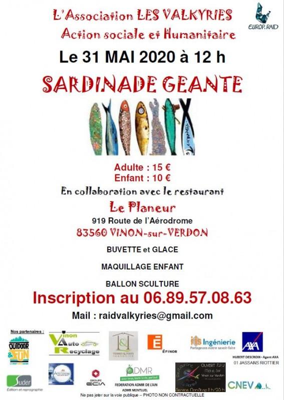 SARDINADE - VALKYRIES
