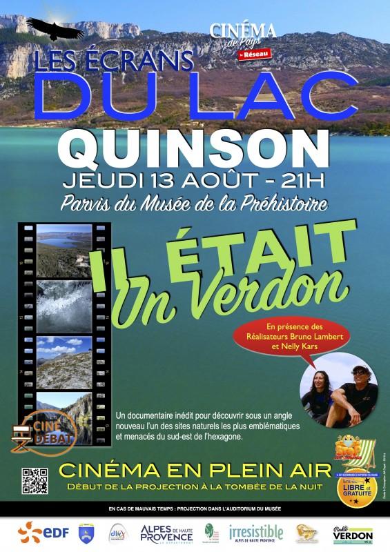 Affiche Quinson