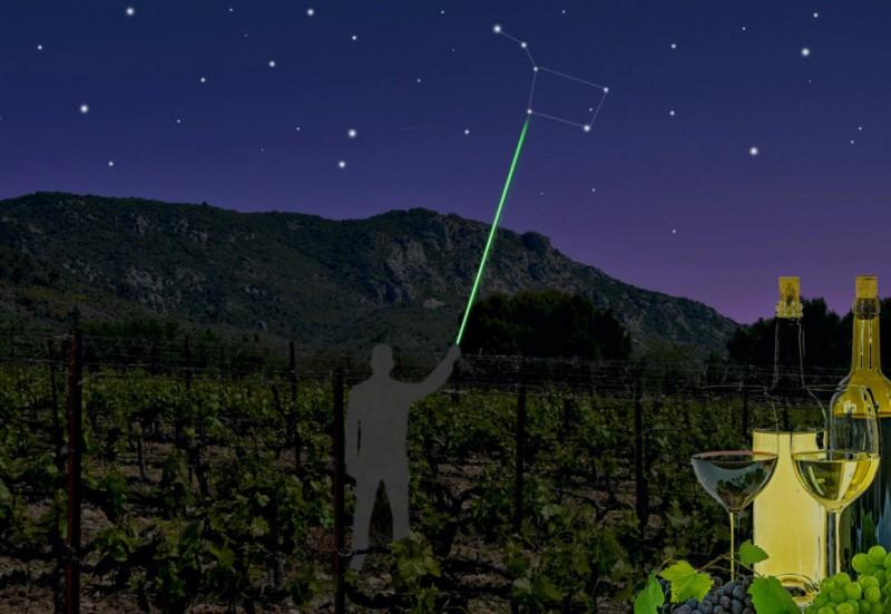 Du vin et des étoiles