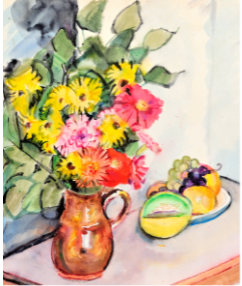 Exposition : Les bouquets de Lucien Jacques