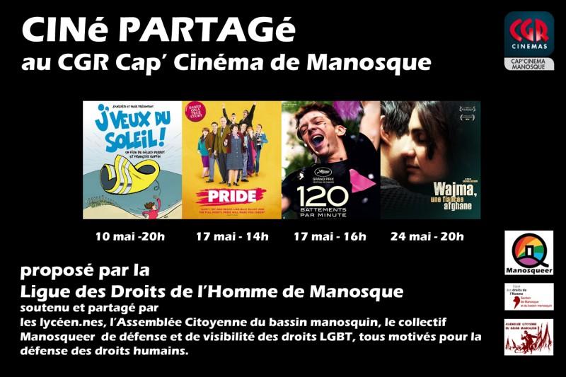 Ciné - Partagé