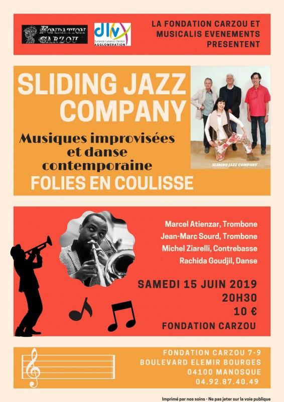 Sliding Jazz