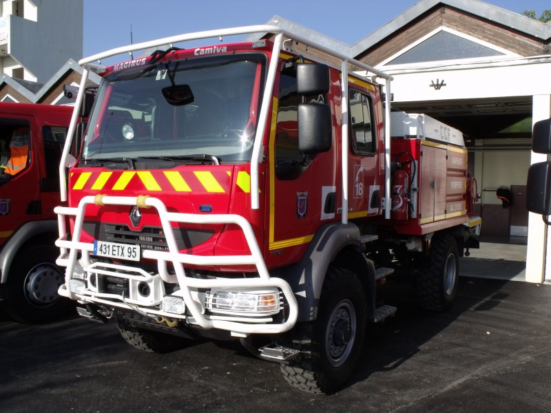 Journée des sapeurs-pompiers