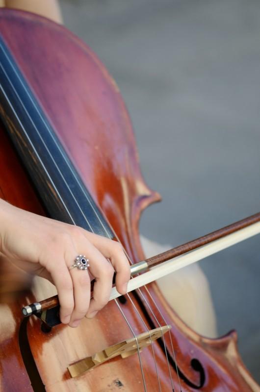 Concert piano forte/violon