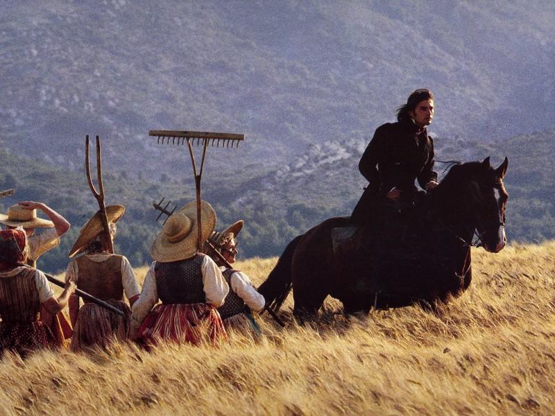 Le Hussard sur le toit © 1995 Hachette Première et Cie – France 2 Cinéma – Centre européen cinématographique Rhône-Alpes. Tous droits réservés.